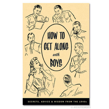 How To Get Along With Boys - Sour Sentiments