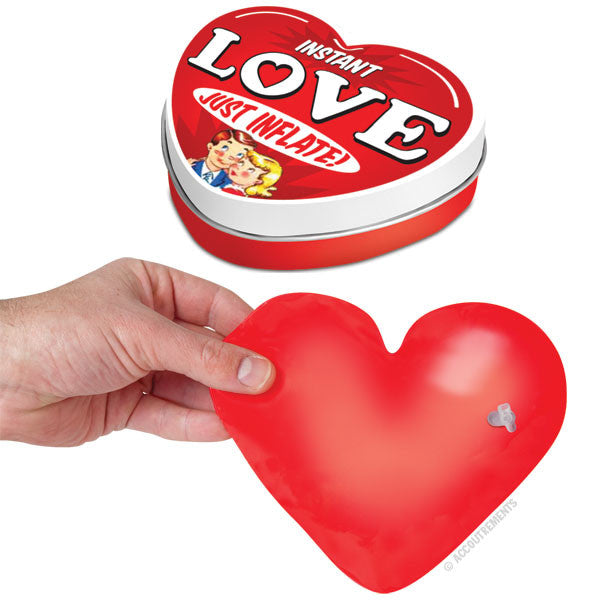 Instant Love Inflatable Heart - Sour Sentiments