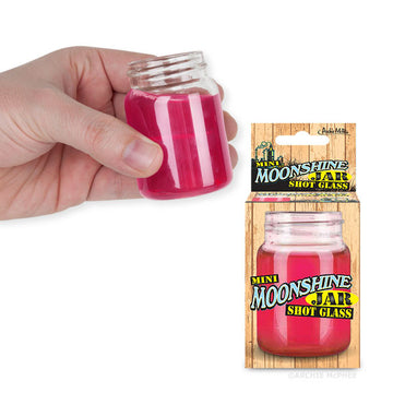 Shot Jar Glass - Sour Sentiments