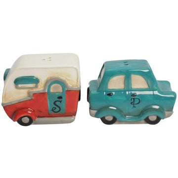 Road Trip Salt & Pepper Set