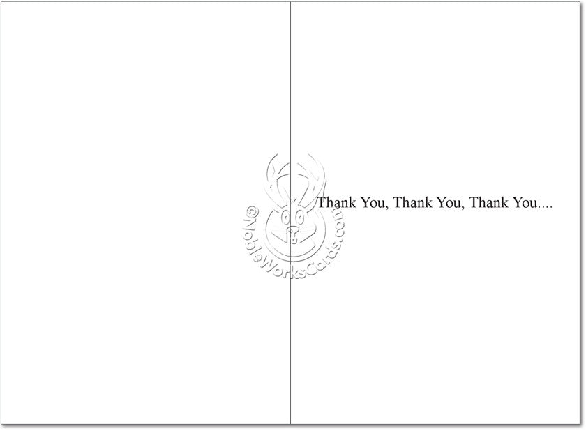 Thank You Card Vortex - Sour Sentiments   - 2