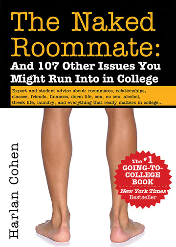 The Naked Roomate Front Cover