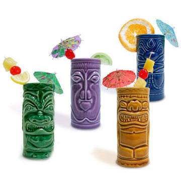 Tiki Mugs - Sour Sentiments   - 1