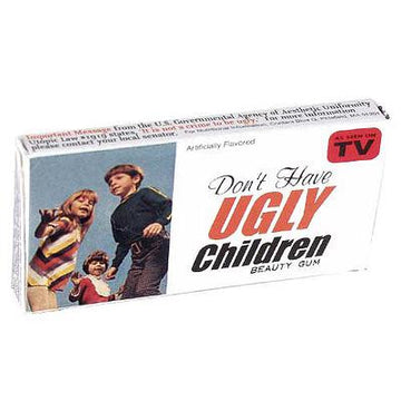 Ugly Children Gum - Sour Sentiments