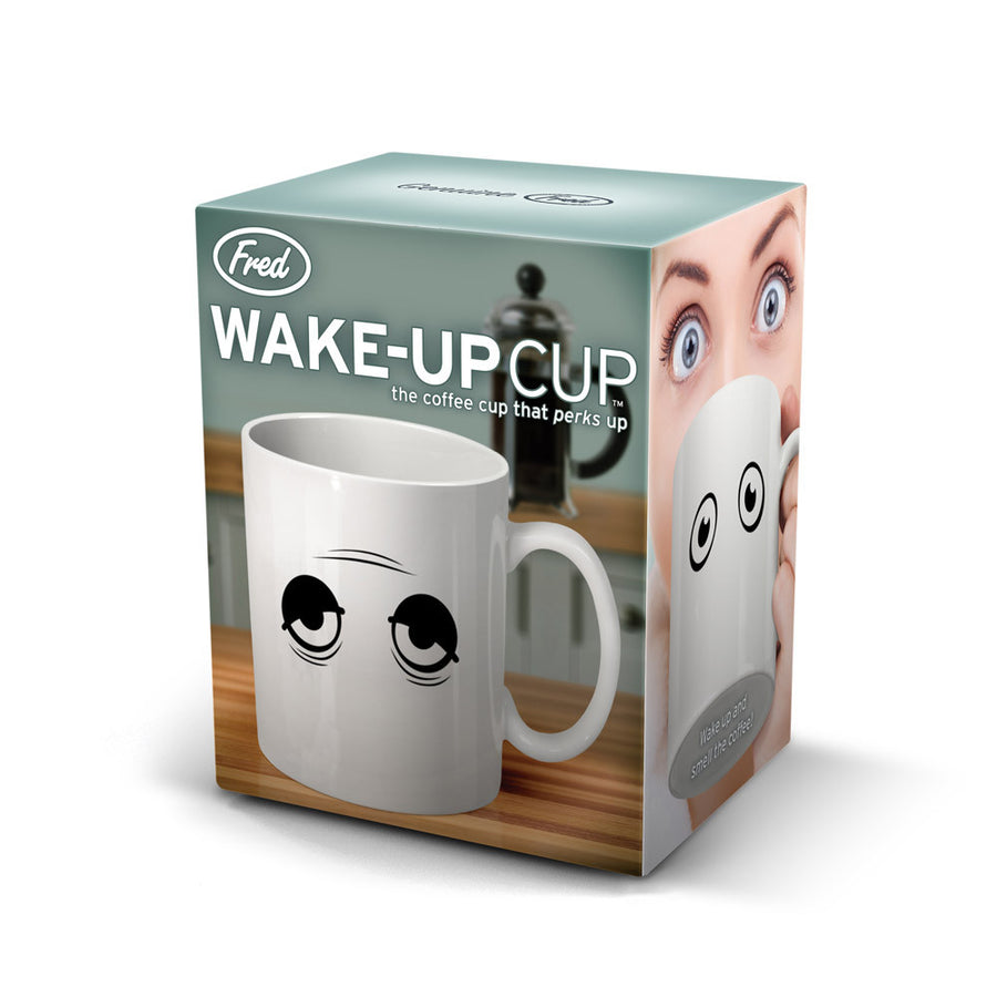 Wake Up Coffee Mug - Sour Sentiments  - 3