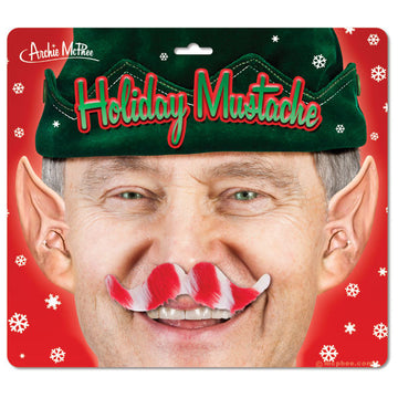 Christmas Mustache - Sour Sentiments   - 1