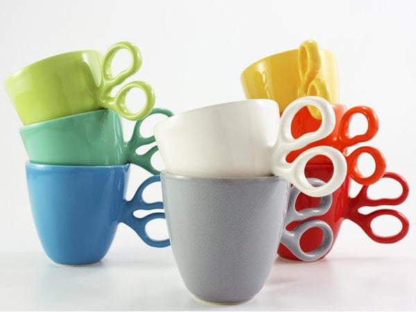 Tasa Entrecortada | coffee-tea cup