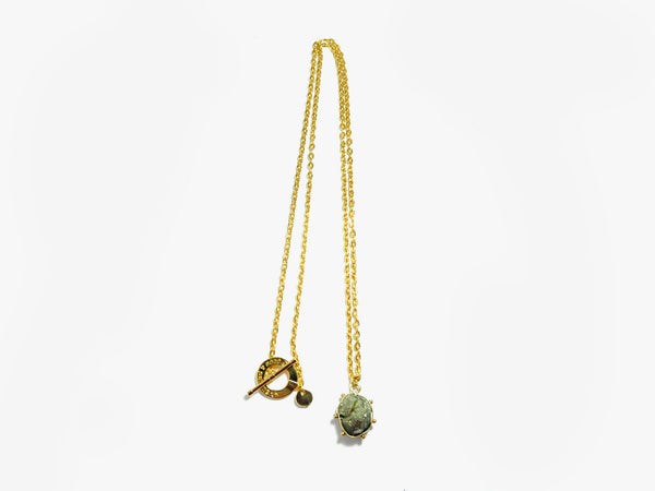 Pyrite POWER stone Necklace