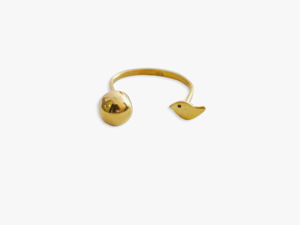 CORDELIA Gold Ring