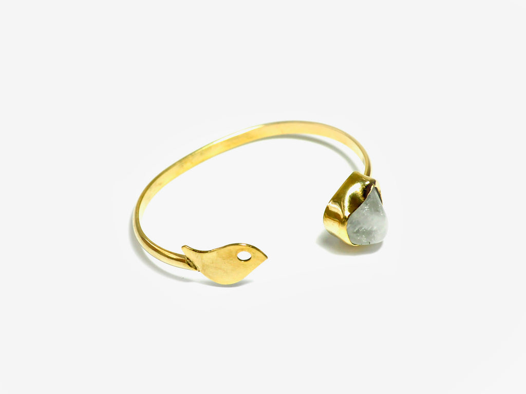 CLASSIC gold plated bangle