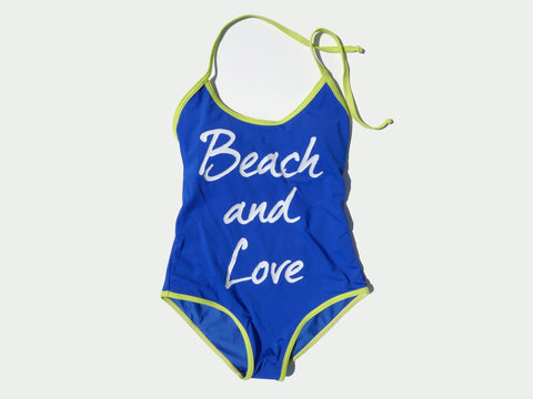 Beach & Love | One piece swimsuit