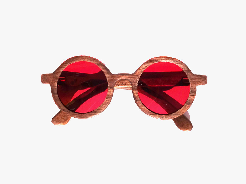 60's style special edition |  Wood Sunglasses