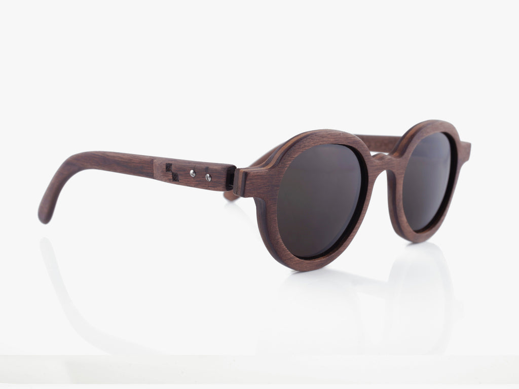 60's style originals | Wood Sunglasses
