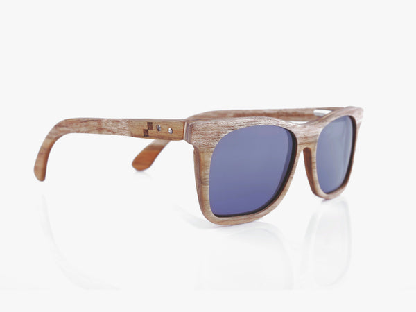 80's style originals | Wood Sunglasses