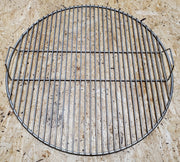 "Heavy duty stainless steel food grate for 26"" kettle"