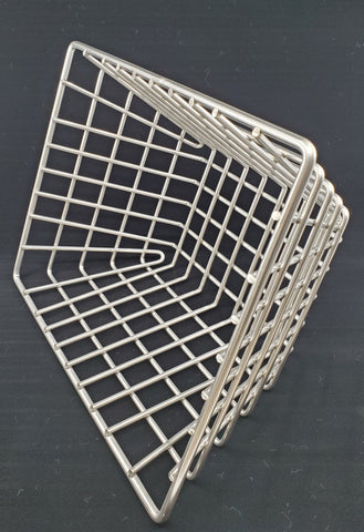 Stainless Steel Charcoal Basket For Offset Smokers