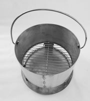 Heavy Duty Charcoal Basket