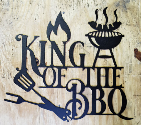 BBQ Wall Art Collection