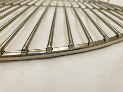 "HD Stainless Steel Cooking Grate For 22"" Kettle"