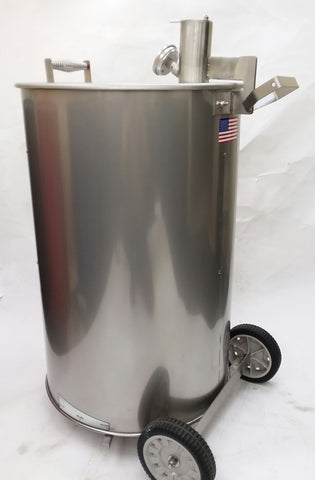 Stainless Steel Vortex Smoker