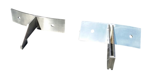 Stainless Steel WSM Hinge & Clip