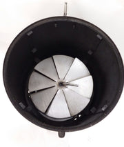WSM Vortex Charcoal Basket for Weber Smokey Mountain