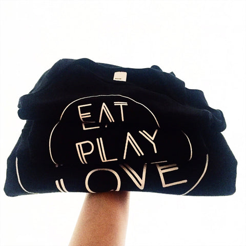 Eat Play Love Series 2 | Adult Pullover