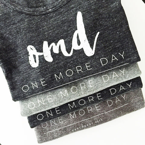 OMD 2015 | One More Day | Cancer Support