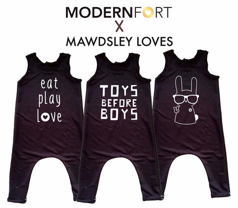 MF x ML Romper Collection