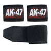 AK-47 Boxing Hand Wraps Black