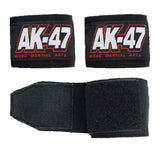 AK-47 Pro Kids Boxing Handwraps Black