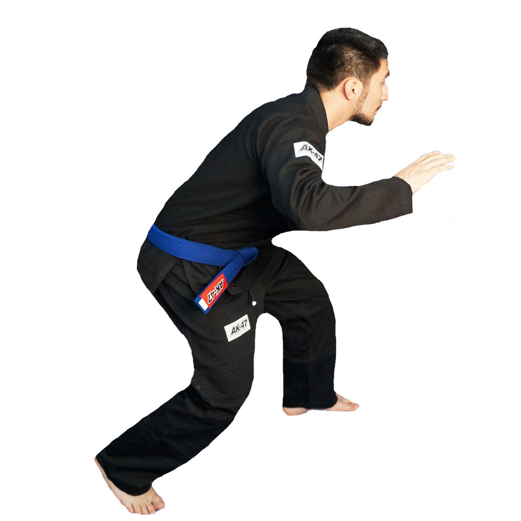 AK-47 Jiu Jitsu Uniform Black