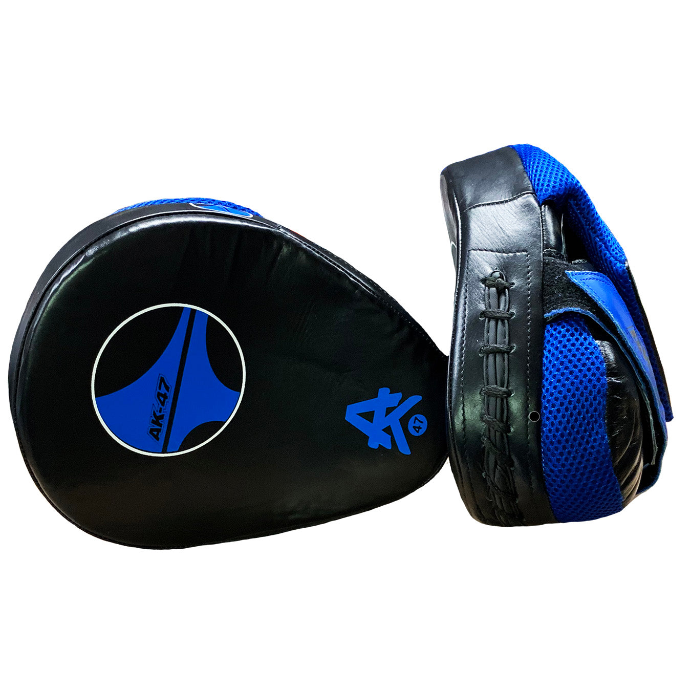 AK-47 Focus Mitts Blue