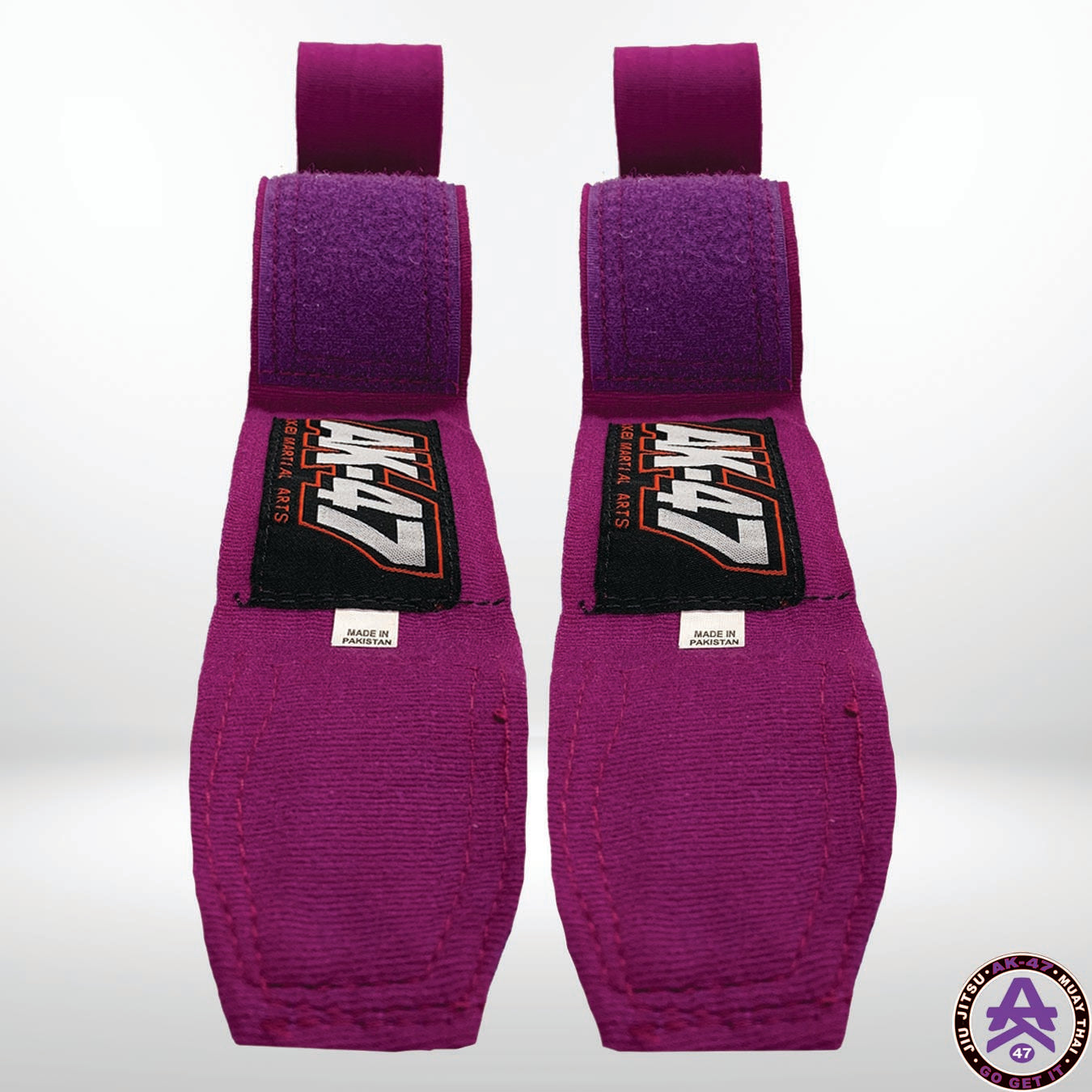 AK-47 Pro Kids Boxing Handwraps Purple