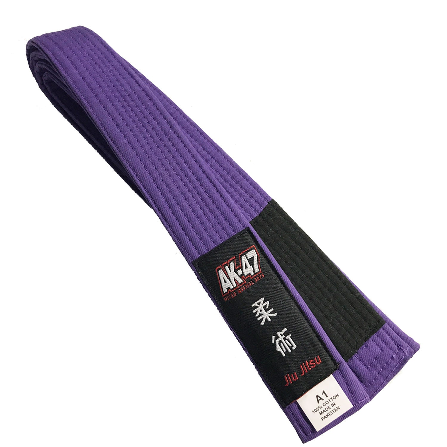AK-47 Jiu Jitsu Purple Belt