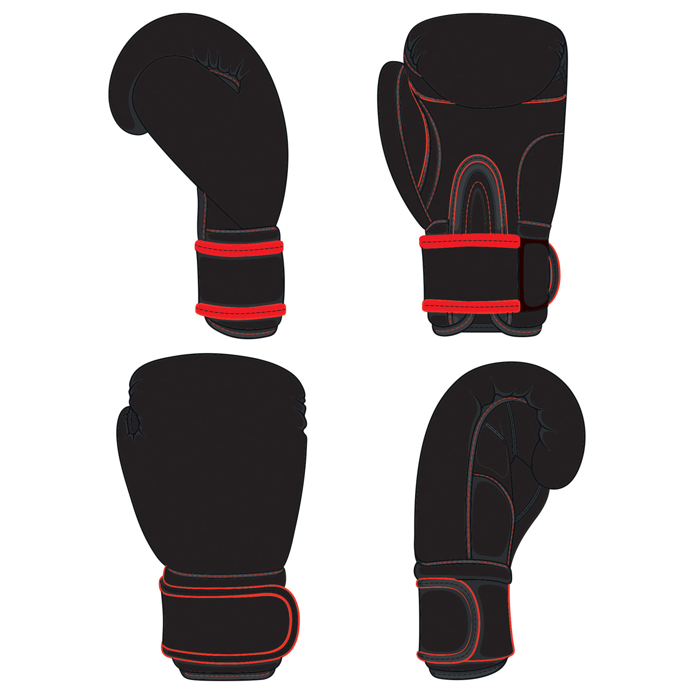 Custom Boxing Gloves