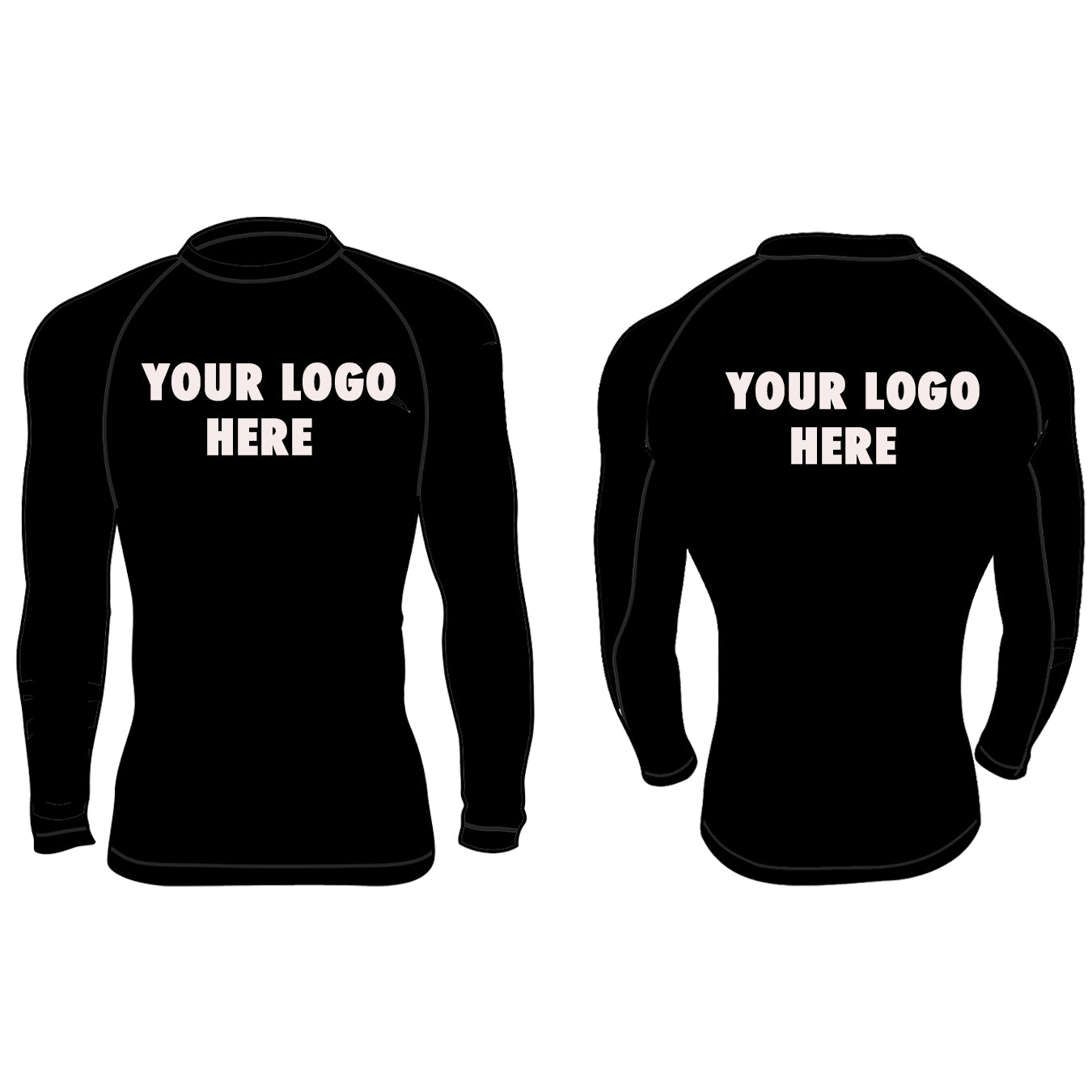 Custom Rash Guards