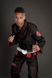 G5 BJJ Uniform Black