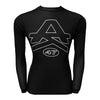 Ghost Rash Guard Long Sleeve