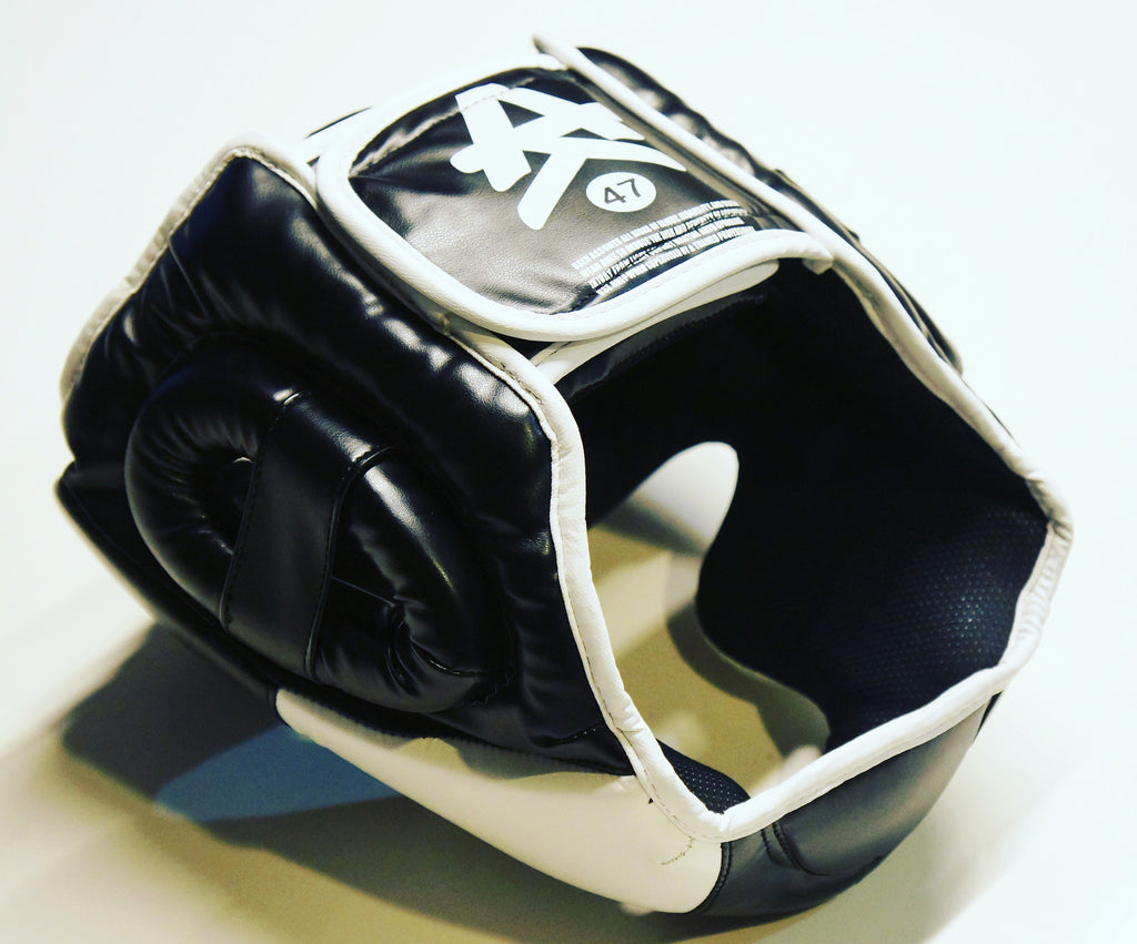 AK-47 Matrix Head Gear Black & White