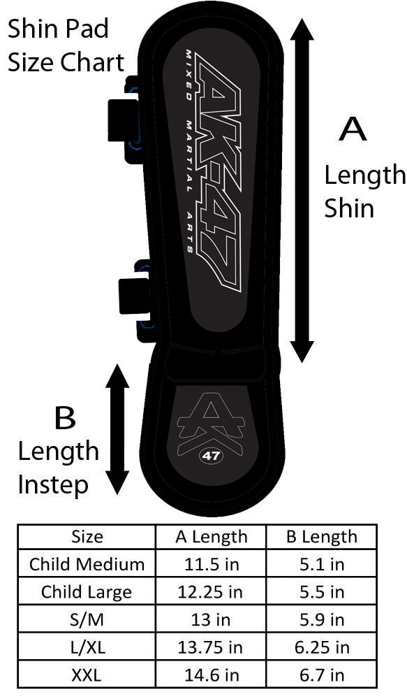 Matrix Premier Shin Pads Black