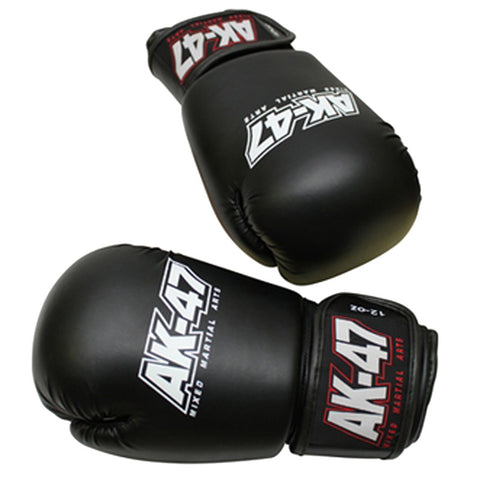 AK-47 Boxing Gloves Vinyl