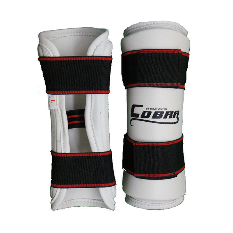 Cobra Forearm Guard White