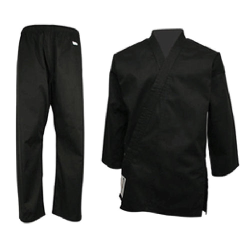 Cobra Heavy Weight Karate Uniform Black