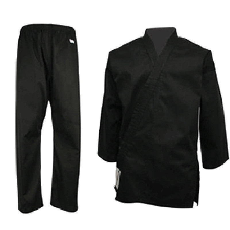 Cobra Karate Uniform Black