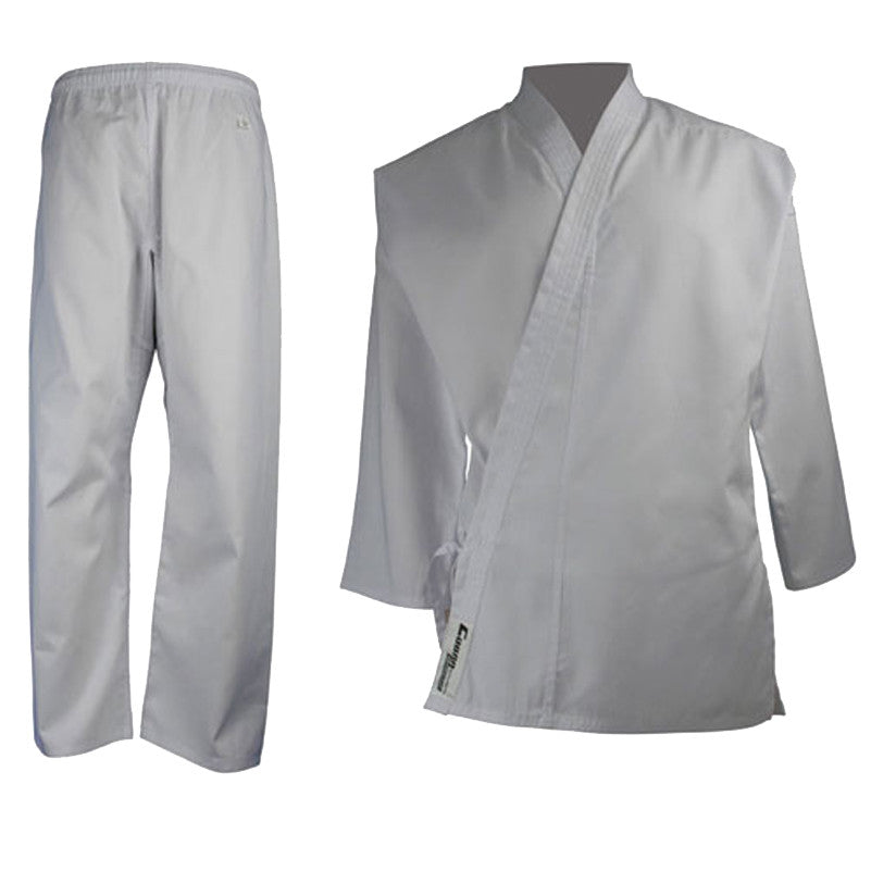 Cobra Karate Uniform White