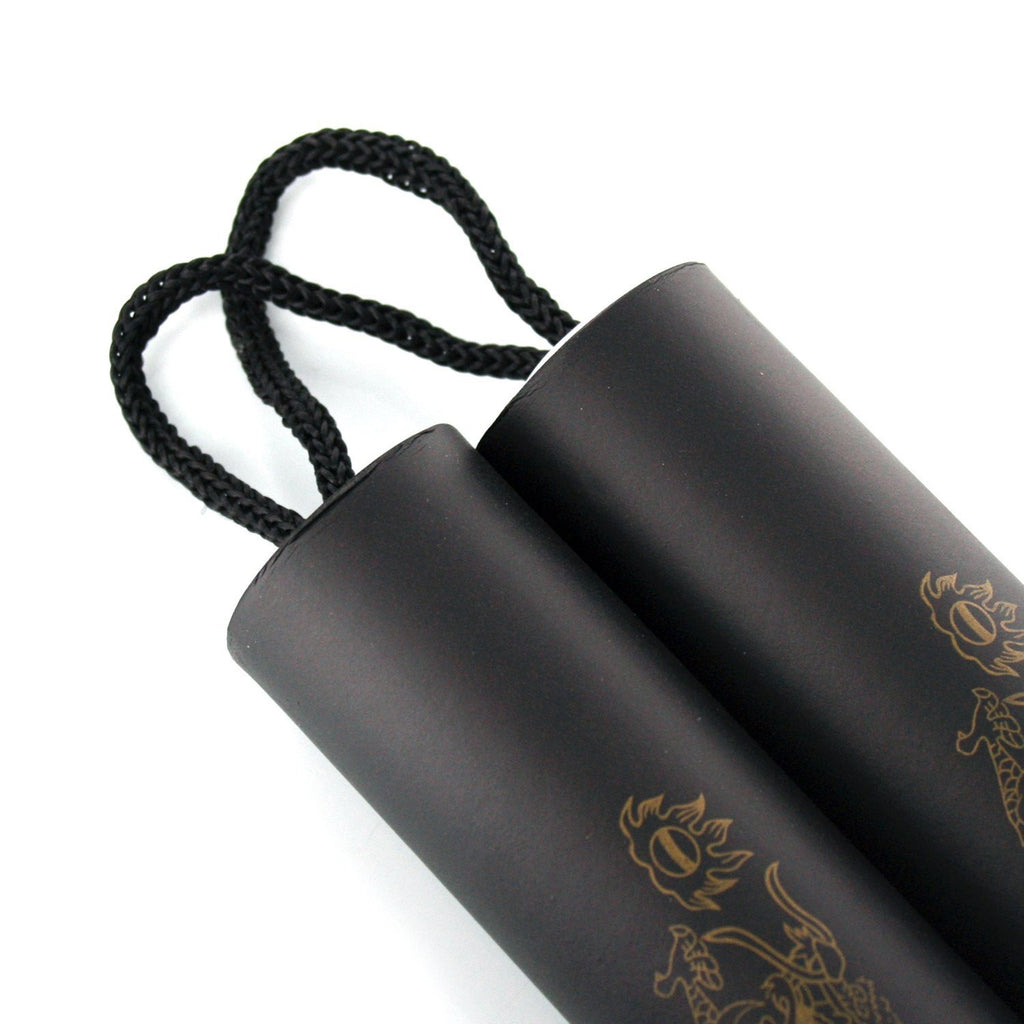 Practice Foam Nunchucks Rope