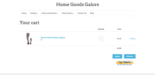 Join Our DropShip Program – Home Goods Galore