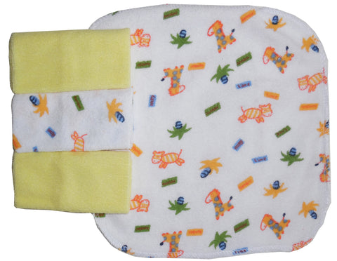 Preemie Interlock Swaddle Blanket
