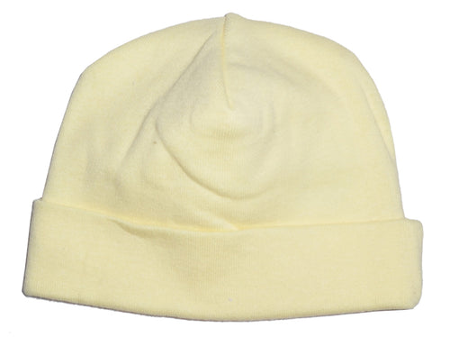 Yellow Baby Cap